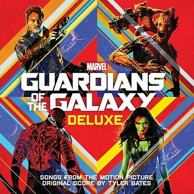 Guardians Of The Gal   Guardians Of The Galaxy  Original Soundtrack   New Cd