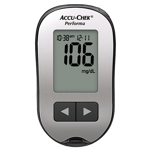 Accu-Chek Performa Blood Glucose Meter Sugar Monitoring Syst