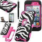 iPod Touch 4th Generation Hard Case