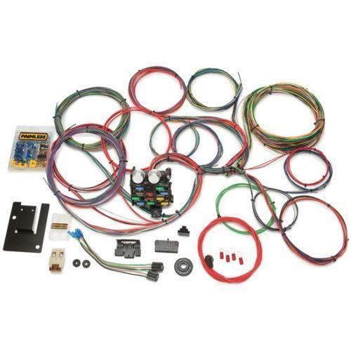 chevy wiring harness parts accessories 57 chevy wiring harness