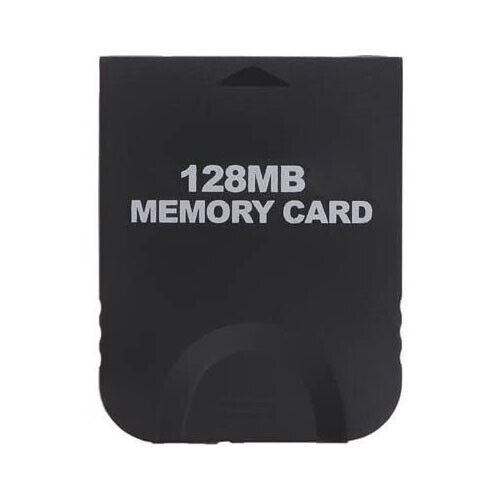 128MB Memory Card Stick for Nintendo Wii Gamecube Game Console NGC GC