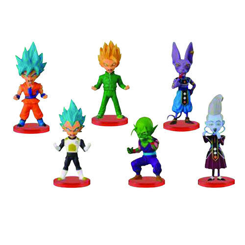 Dragon Ball Z WCF Series NEW Super Saiyan Z Warriors Banpresto NIB Son Goku