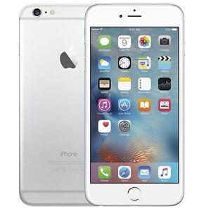 iPhone 6 Plus 64GB Silver UNLOCKED!