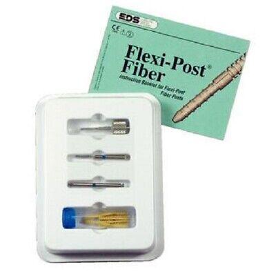 Eds Flexi Post Fiber Refill 2 Blue Refill Kit 10pkg 2130-02
