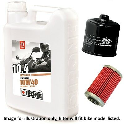 <em>VICTORY</em> 1731 <em>CROSS COUNTRY TOUR</em> 2014 IPONE 104 10W40  KN OIL FILTER