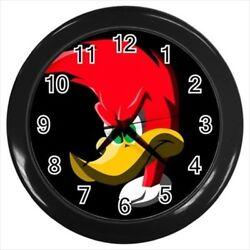Woody The Woodpecker Wall Clock