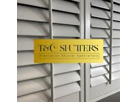 Plantation Shutters/Blinds/Window (All PRICES START FROM £225 PER M2)
