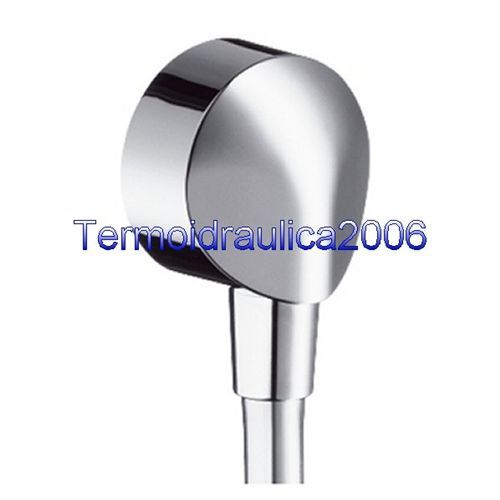 HANSGROHE FIX-FIT E 27454000 Wall Metal connection angle 1/2 Chrome