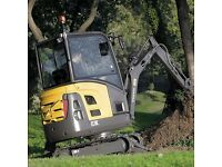 Digger Any Groundworks & Landscaping Services