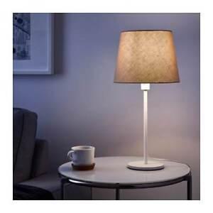 Ikea JARA & RODD Table Lamp (beige)
