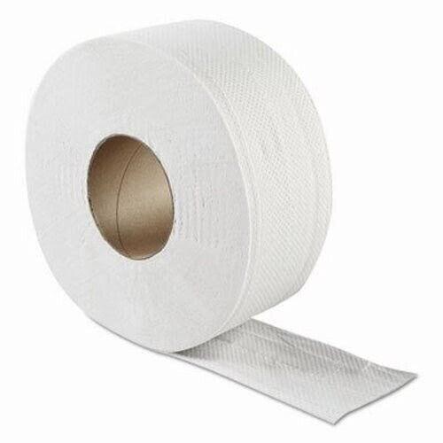 GEN Jumbo Jr. 2-Ply Toilet Paper Rolls, 12 Rolls (GENULTRA9B)