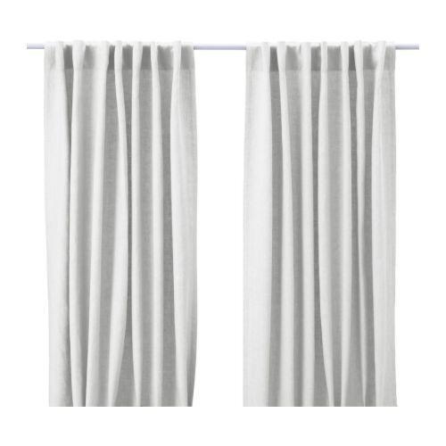 Ikea Aina Curtains Ebay