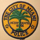 Miami Police Patch