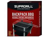 Supagrill backpack BBQ grill