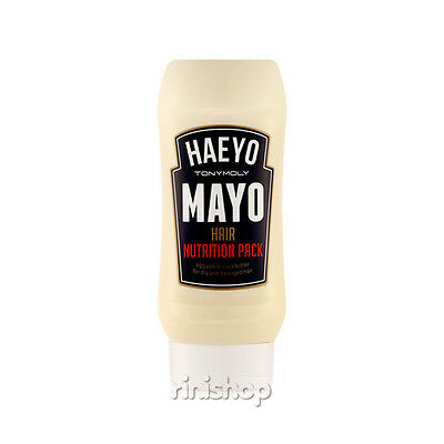 [TONY MOLY] Haeyo Mayo Hair Nutrition Pack 250ml rinishop