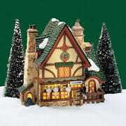 Dept 56 Christmas Village