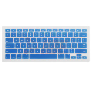 Silicone Keyboard Skin Cover Film For Apple Macbook Pro Retina 13
