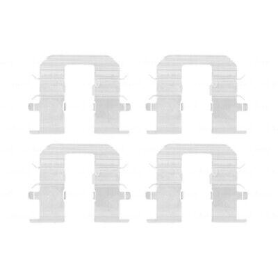 1 Zubehörsatz, Scheibenbremsbelag BOSCH 1 987 474 467 passend für HYUNDAI