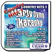 Karaoke CD Country