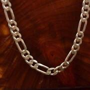 Sterling Silver Necklace 5mm