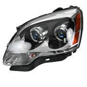 GMC Acadia Headlight