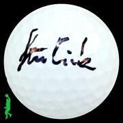 Signed Golf Ball