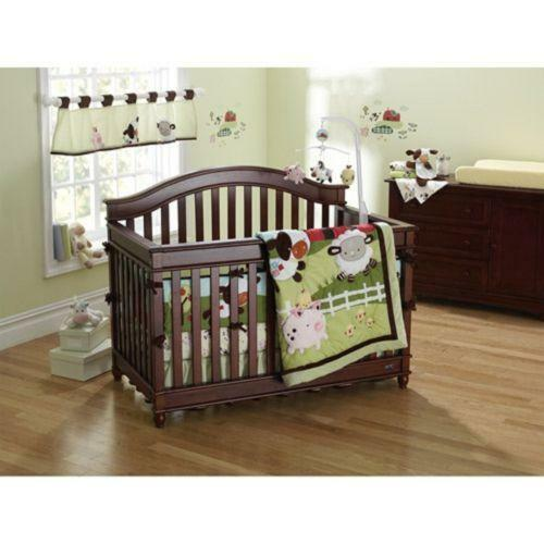 Sheep Crib Bedding Ebay