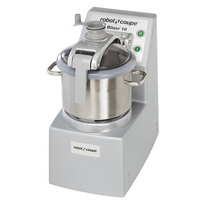 Robot Coupe Blixer 10 Healthcare Facility Blendermixer With 10-qt. Ss Bowl