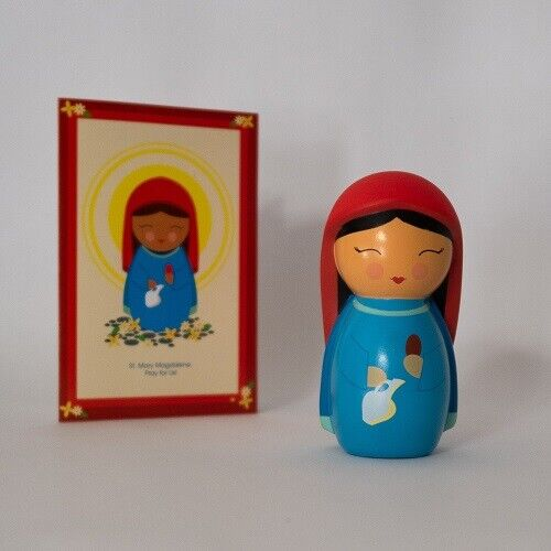 St. Mary Magdalene Shining Light Doll ~ NEW!!