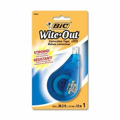 Bic Wite-out Correction Tape - 0.20 Width X 3.28 Ft Length - 1 Wotapp11