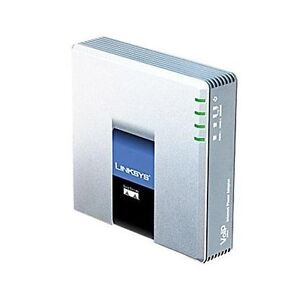 Cisco / Linksys - PAP2T - Voip Adapter - UNLOCKED