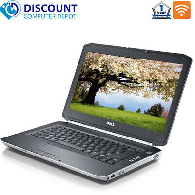 Dell Laptop Latitude Windows 10 Core i3 8GB RAM 500GB HD DVD Wifi PC Computer