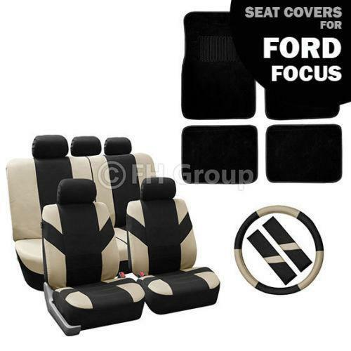 Car Seat Covers For Ford Focus