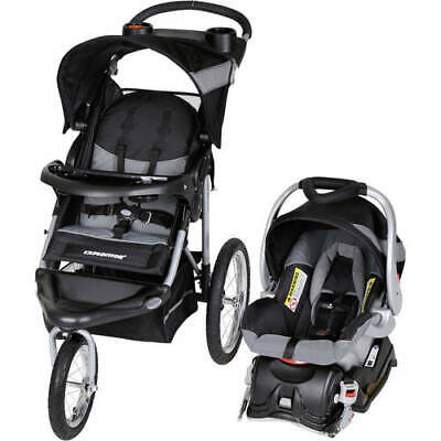 Baby Trend Expedition Basculador Stroller Lightweight Travel System Assento de carro Combo