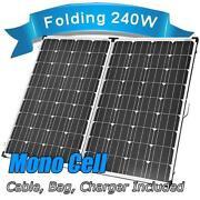 240W Solar Panel