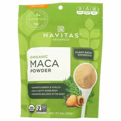 Navitas Naturals Organic Maqui Powder, 3-Ounce Pouch
