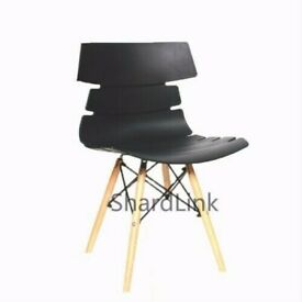 Simple Modem Plastic Chair for Home restaurant, cafe (outdoor and indoor)
