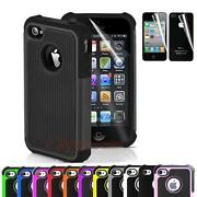 iPhone 4 Case Black