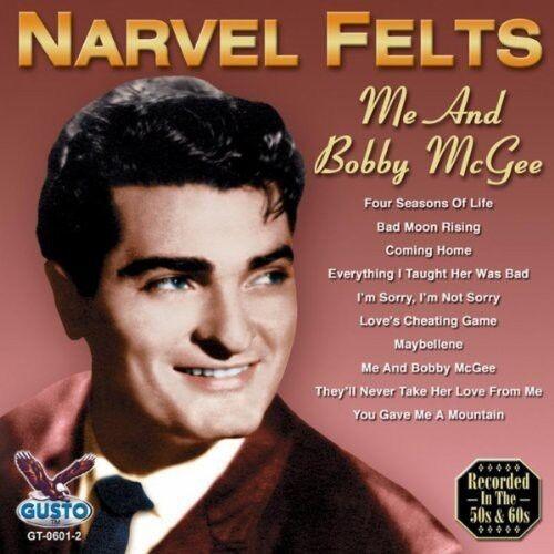 Narvel Felts - Me & Bobby McGee [New CD]