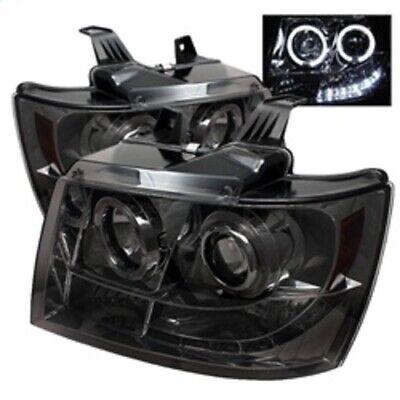 Headlight Set-Halo Projector Headlights SPYDER AUTO 5009661