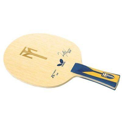 Butterfly Table Tennis Racket TIMO BOLL ZLF FL 35841 Shake ZL Fiber Japan new .