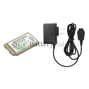 Cell Phone BATTERY for Sanyo SCP-200 VI2300 +AC Charger