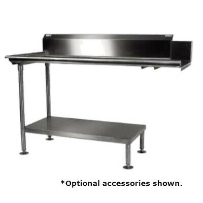 "Winholt CDT-14-S-60-R 60"" W Clean Straight Dish Table (Right-Left Operation), used for sale  Bluefield"