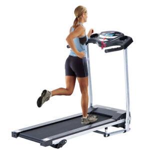 de544be8c8a Merax Portable Treadmill Folding Electric Motorized Running Machine Fitness  Home