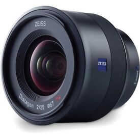Zeiss Batis Sony E Mount 25mm f/2 Lens for