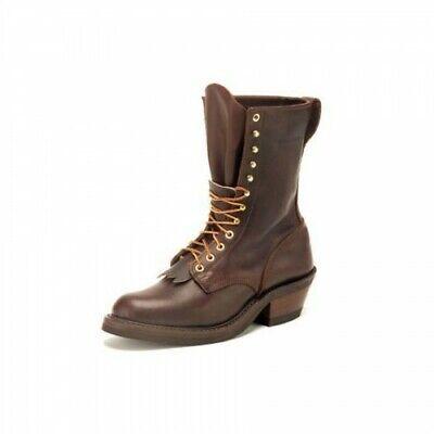 White's Hathorn Explorer Men's Plain Toe Packer Boot, Handmade in the U.S. H7807