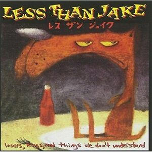 Losers-Kings-and-Things-We-Don-039-t-Understand-by-Less-Than-Jake-CD-May-2006-N