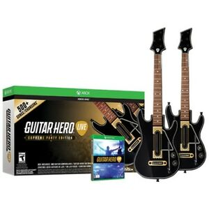 Activision Xbox One: Guitar Hero Live  Party Edition-NEW IN BOX