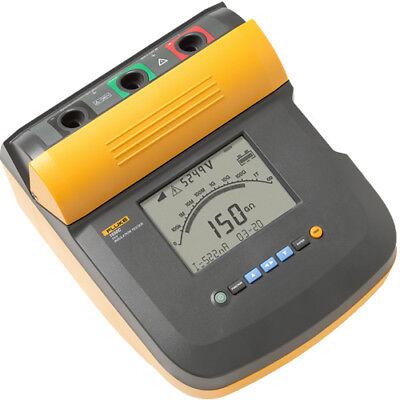 Fluke 1550c Fc Kit Wir3000 Megohmmeterinsulation Resist Tester Kit