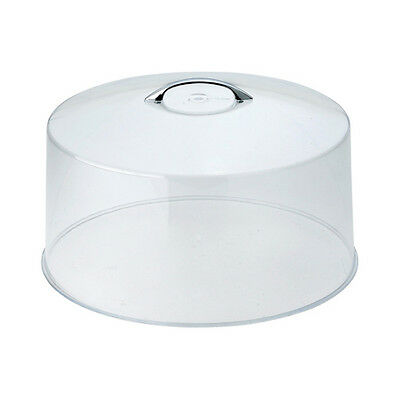 Winco Cks-13c 12-inch Diameter Clear Acrylic Cake Cover For Wi-cks-13